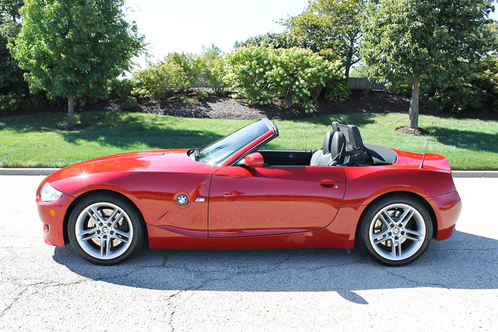 2006 BMW Z4 M-Roadster
