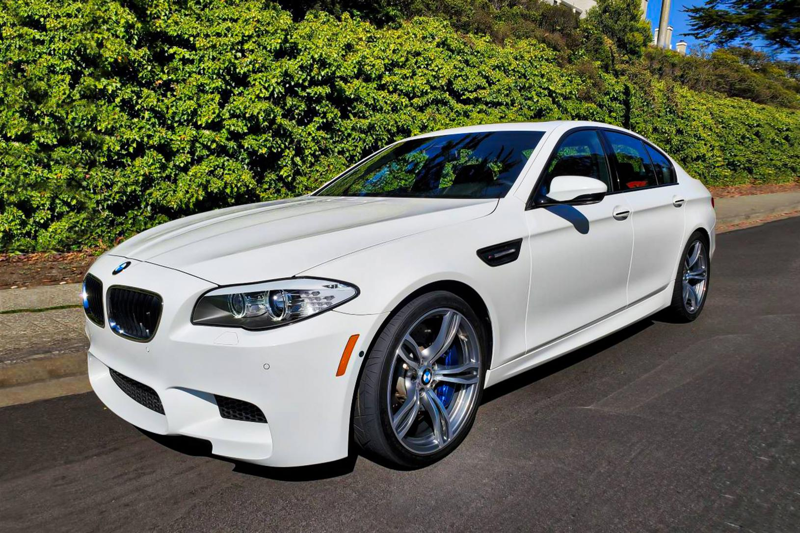 2013 BMW M5 'Dinan'