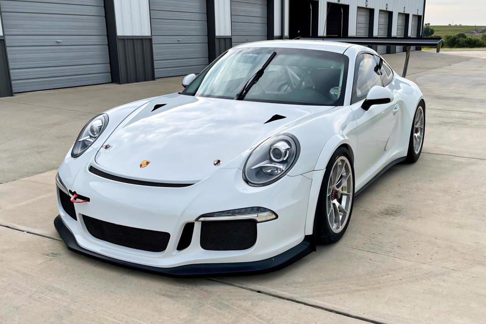 2015 Porsche 911 GT3 'Cup'