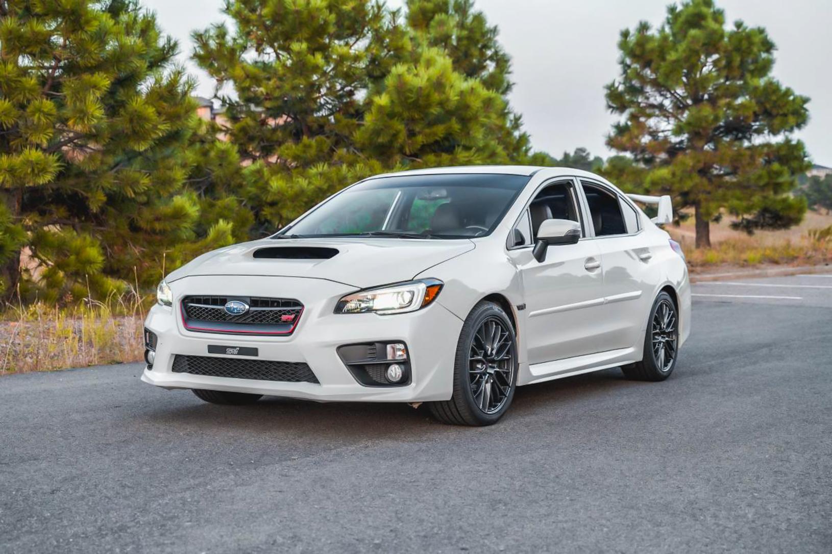 2015 Subaru STI